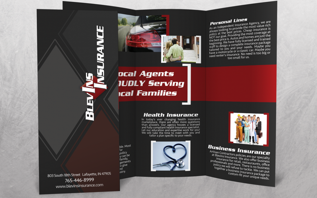 Blevins Insurance Brochure