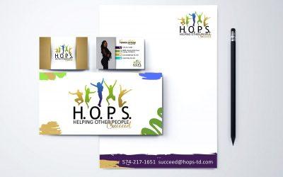 H.O.P.S. Branding