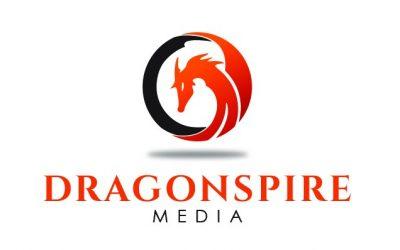 Dragonspire Media Logo Design